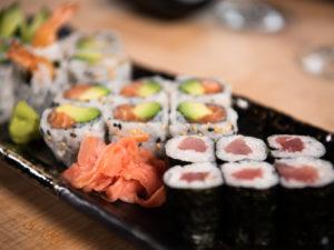 Maki, Sushi & Sashimi